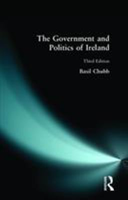 Government and Politics of Ireland 9780582086241