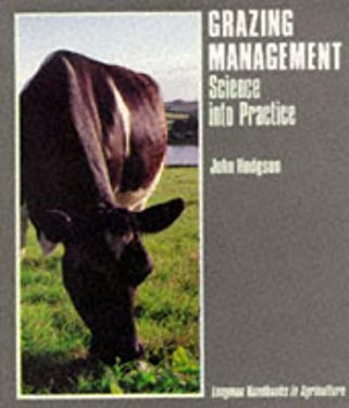Grazing Management 9780582450103