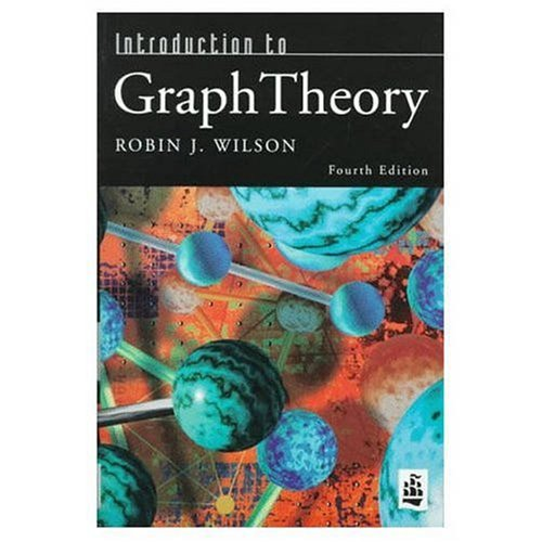 Introduction to Graph Theory 9780582249936