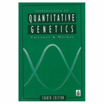 Introduction to Quantitative Genetics 9780582243026