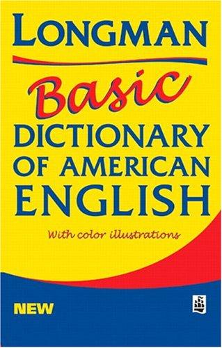 Longman Basic Dictionary of American English 9780582332515