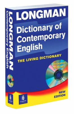 Longman Dictionary of Contemporary English 4 (W/CD) 9780582776463
