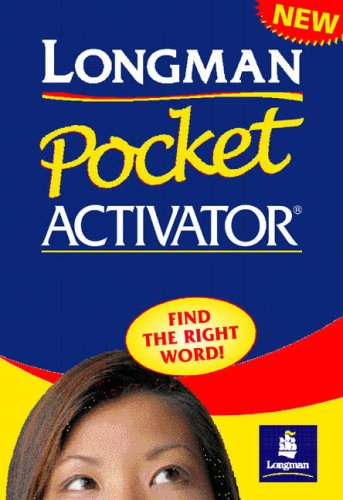 Longman Pocket Activator Dictionary 9780582776395