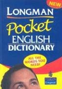 Longman Pocket English Dictionary 9780582776401
