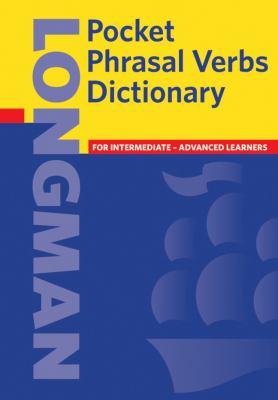 Longman Pocket Phrasal Verbs Dict 9780582776425