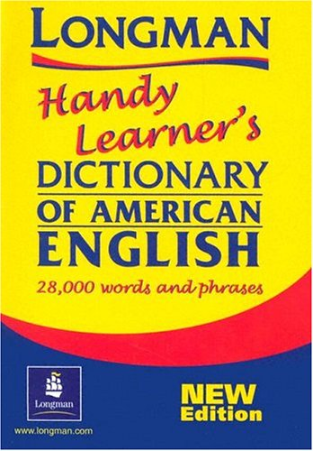 Longman's Handy Learner's Dictionary of American English 9780582364721