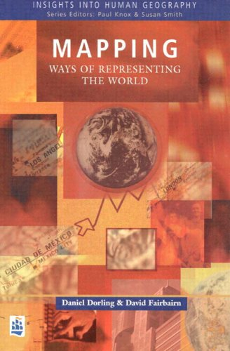 Mapping: Ways of Representing the World 9780582289727