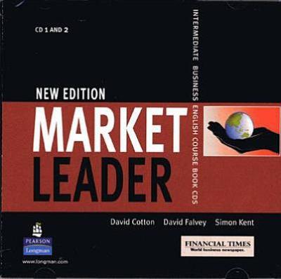 Market Leader Intermediate Class CD 1-2 9780582838116