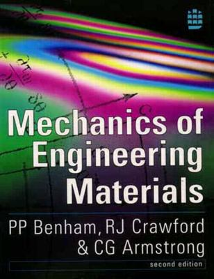 Mechanics of Engineering Materials 9780582251649