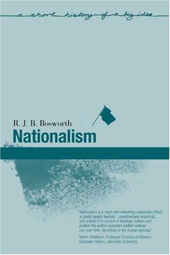 Nationalism 9780582506022