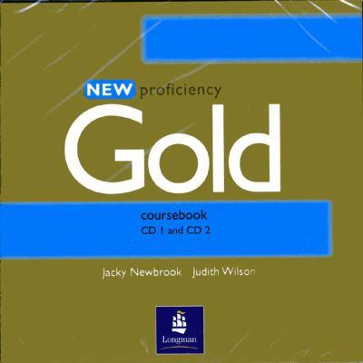 New Proficiency Gold Class CD 1-2 9780582507302