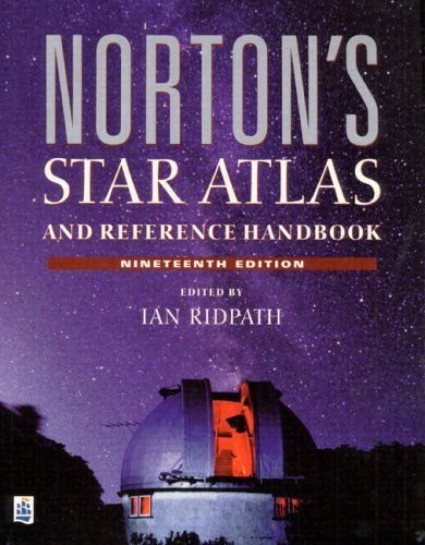 Norton's Star Atlas and Reference Handbook 9780582356559