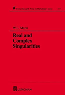 Real and Complex Singularities 9780582277809