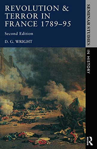 Revolution & Terror in France 1789 - 1795 9780582003798