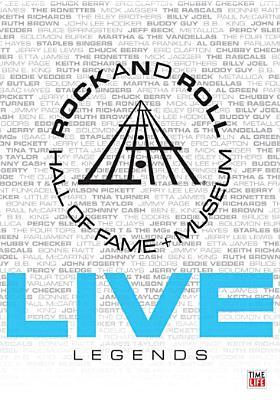 Rock & Roll Hall of Fame Live: Legends