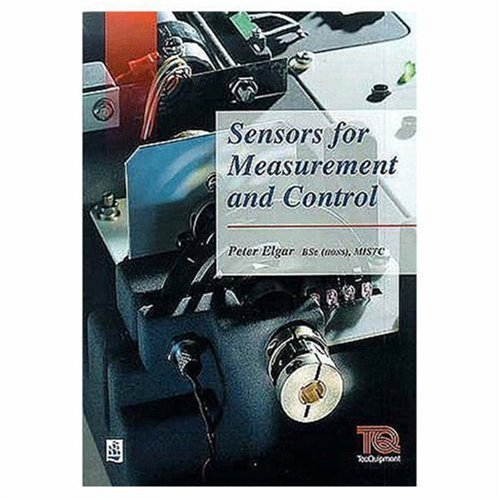 Sensors for Measurement and Control 9780582357006
