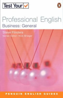 Test Your Professional English - Bus General 9780582451483