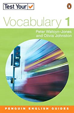 Test Your Vocabulary 1 Revised Edition 9780582451667