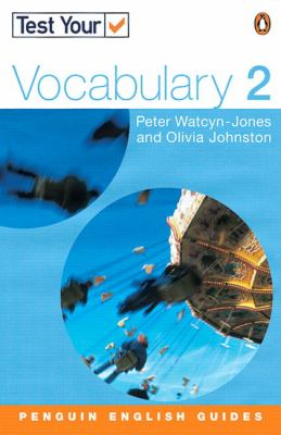 Test Your Vocabulary 2 Revised Edition 9780582451674