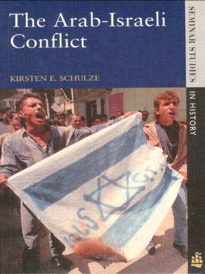 The Arab-Israeli Conflict 9780582316461