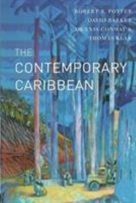 The Contemporary Caribbean 9780582418530