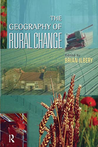 The Geography of Rural Change 9780582277243