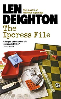 The Ipcress File 9780586026199