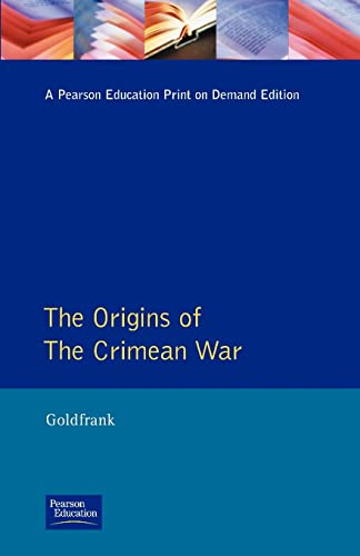 The Origins of the Crimean War 9780582490550