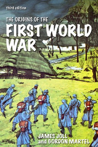 The Origins of the First World War 9780582423794