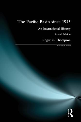 The Pacific Basin Since 1945: An International History 9780582423879