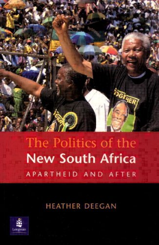 The Politics of the New South Africa: Apartheid and After 9780582382275