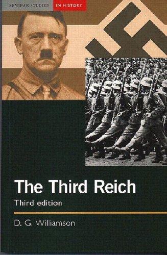 The Third Reich 9780582368835
