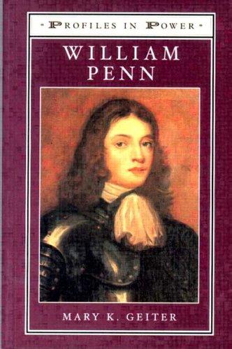 William Penn 9780582299009