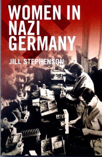 Women in Nazi Germany 9780582418363