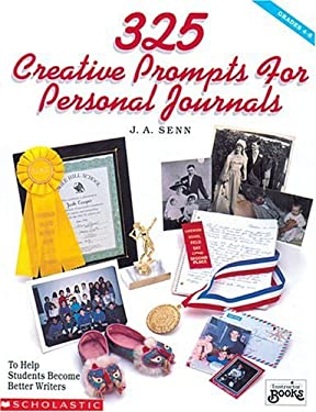 325 Creative Prompts for Personal Journals 9780590493505