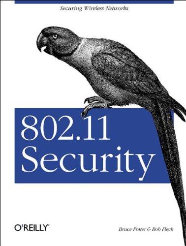 802.11 Security 9780596002909