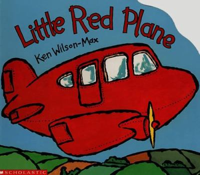 Little Red Plane 9780590430081