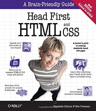 Head First HTML and CSS 9780596159900