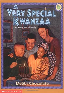 A Very Special Kwanzaa 9780590848626