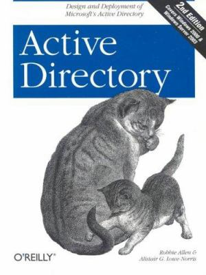 Active Directory 9780596004668