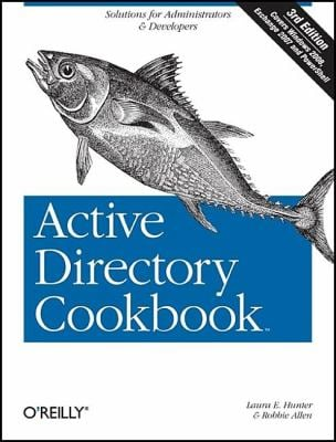 Active Directory Cookbook 9780596521103