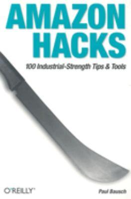 Amazon Hacks 9780596005429