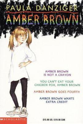 Amber Brown 9780590300186