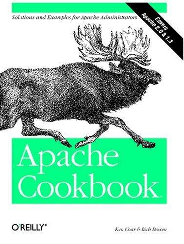 Apache Cookbook 9780596001919