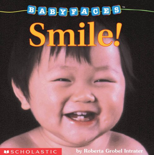 Baby Faces Smiles Board Book #02 9780590058995