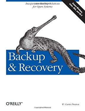 Backup and Recovery 9780596102463