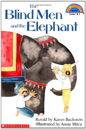 Blind Men and the Elephant, the (Level 3) 9780590458139