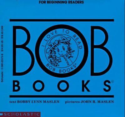 Bob Books: For Beginning Readers, Set 1-12 Vol. 9780590203739