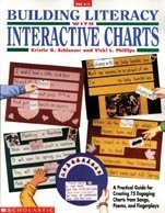 Building Literacy with Interactive Charts 9780590492348
