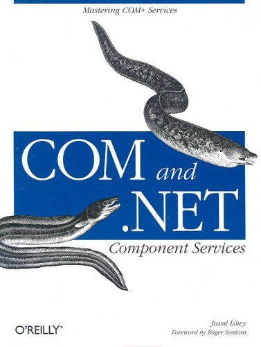 COM & .NET Component Services 9780596001032